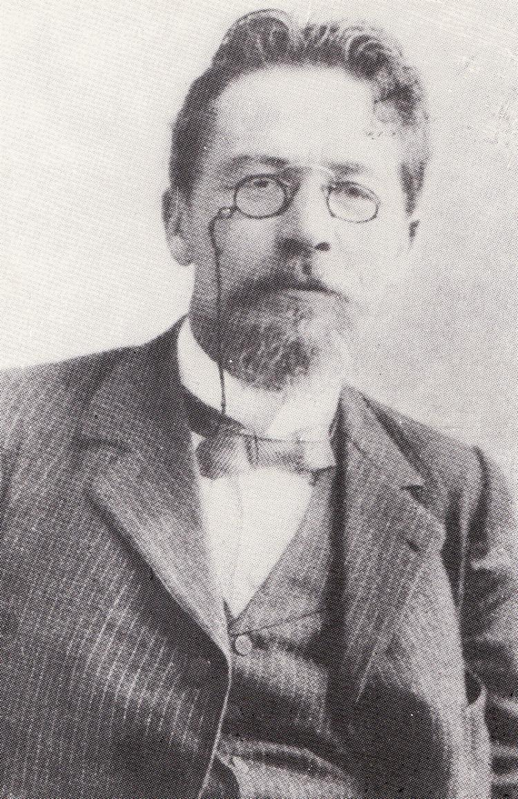 Portrait of Chekhov